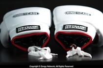 Lace Up Sparring Gloves
